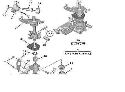 Gear Linkages, Transmission & Drivetrain, Car Parts