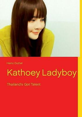 NEW Kathoey Ladyboy by Heinz Duthel Paperback Book (English) Free Shipping
