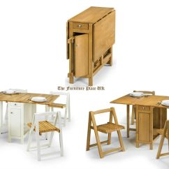 Folding Dining Table With Chair Storage Best Rated Recliner Chairs Butterfly Ikea  Nazarm
