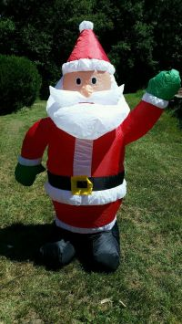 Best 28+ - Outdoor Santa Claus Decorations - 44 quot ...
