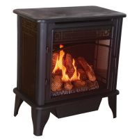 Ventless Gas Stove Heater Fireplace Propane Natural Gas ...
