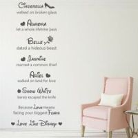 Disney Quotes Wall Art | eBay