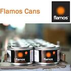 Flamos Ethanol Gel Chafing Dish Catering Food Heating Buffet 3H Fuel Warmer Cans