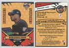 2006 Topps Updates & Highlights All-Star Stitches #AS-RC Robinson Cano Card