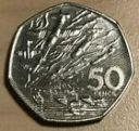 Rare & collectible 50p coins UK COIN HUNT 1969 - 2017 FREE P&P