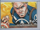 Captain America: The First Avenger 2011 Upper Deck Sketch Card Jon Hughes 1/1