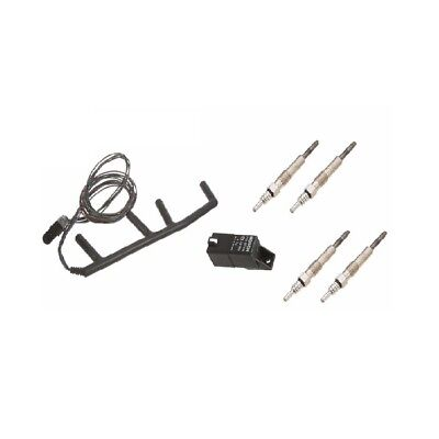 VW JETTA GOLF NEW BEETLE TDI BOSCH GLOW PLUG SET W/ OE