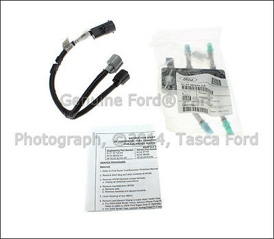 NEW OEM BODY FUEL LINE TUBE 2008-2010 FORD F250 F350 F450