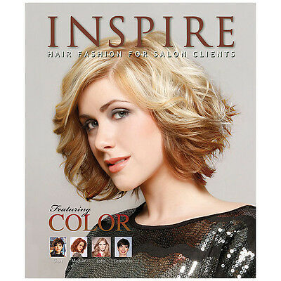 INSPIRE Vol 85 WOMEN HAIRSTYLES SALON HAIRSTYLING BOOK