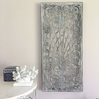 Decorative Rectangle Metal Wall Panel/Garden Art/Screen