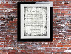 Madness It Must Be Love Lyrics Print Wedding Song Personalised Canvas Gift