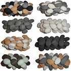 20 Gas Coals Fire Replacement Ceramic Universal Realistic Pebbles New for 2020