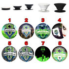 Seattle Sounders FC Pop Up Phone Holder Expanding Stand Finger Grip Mount