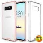 For Samsung Galaxy Note 8 S8 Plus Case Shockproof Hybrid Rubber Hard Back Cover