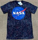 Buzz Aldrin NASA Space Athletic Fit T Shirt Blue White Red NEW men S M L XL XXL
