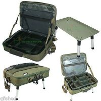 Shakespeare Fishing Rucksack Chair Stool With Backrest 1154489