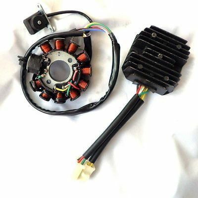 11 Pole Magneto Wiring Diagram Magnetos Amp Parts Electrical Amp Ignition Scooter Parts