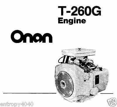 Onan Engine Repair Manual, Onan, Free Engine Image For