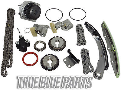 Timing Chain Water Pump Kit Fit 04-09 Nissan Quest Maxima