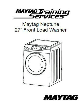 Maytag Repair: Maytag Repair Manuals For Washer