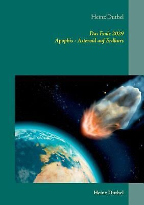 NEW Ende 2029 by Heinz Duthel Paperback Book (German) Free Shipping