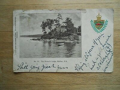 Prince's Lodge, Bedford, Nova Scotia