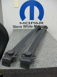 Jeep Commander Cross Roof Rack Cross Rails Mopar Genuine ...