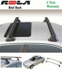 Rola Custom Roof Rail Rack Cross Bars 03-09 Mercedes E320 ...