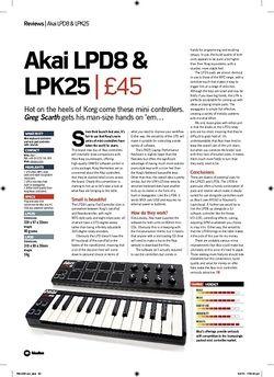 Akai LPK 25