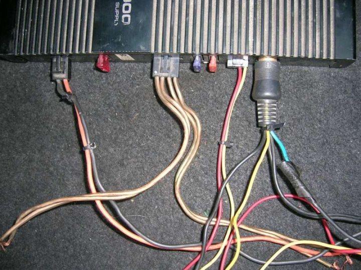 Pioneer Amplifier Wiring Diagram