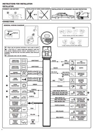 Alarm wiring diagram?  Page 1  Cerbera  PistonHeads