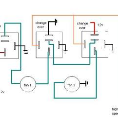 Vy Thermo Fan Wiring Diagram Emg Diagrams 81 85 Two Stage Cooling - Page 1 Chimaera Pistonheads