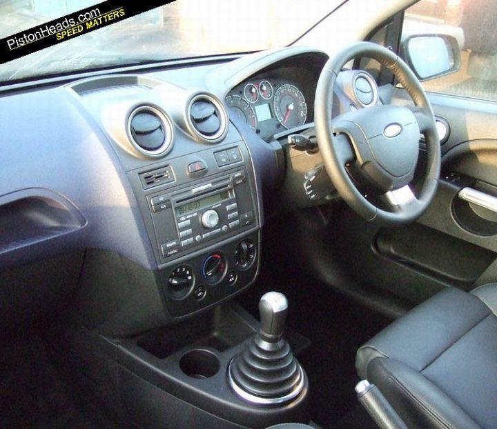 Fiesta St Mk6 Interior Mods Decoratingspecial Com