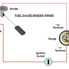 Vdo Temperature Gauge Wiring Diagram Yamaha Outboard Gauges Fuel Schematic Today Boat Blog Data Tach