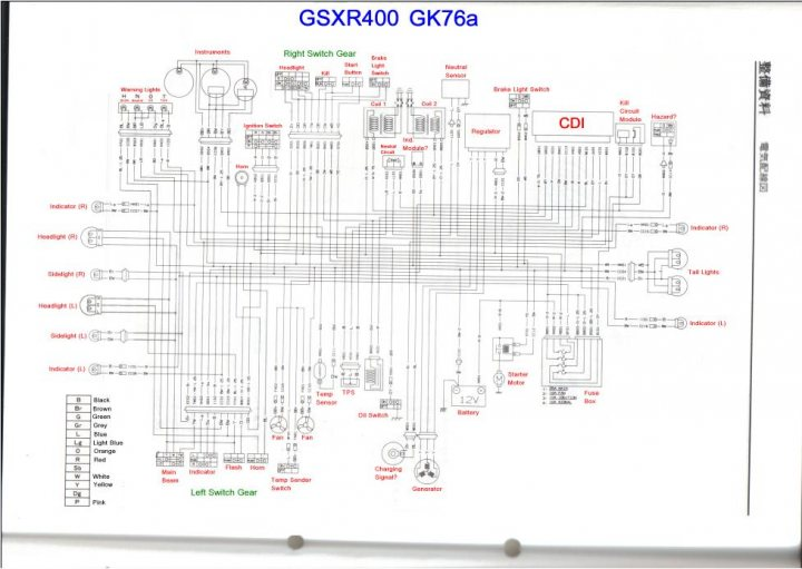 diagram of godown wiring