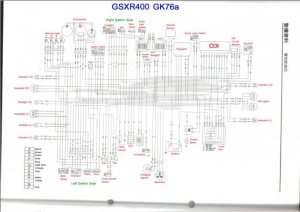 My Translated Wiring Diagram  GK76a