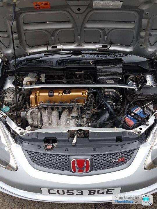 Ep3 Engine Bay : engine, First, (EP3), Ell's, Second, Honda, Build, Readers', PistonHeads