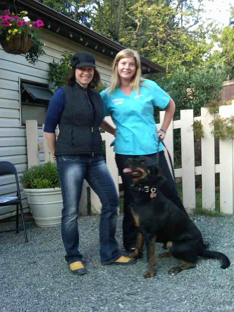 Emma Tucker Dog Trainer