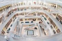204) Stuttgart City Library image II