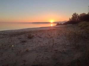 Upper Thumb Sunrise