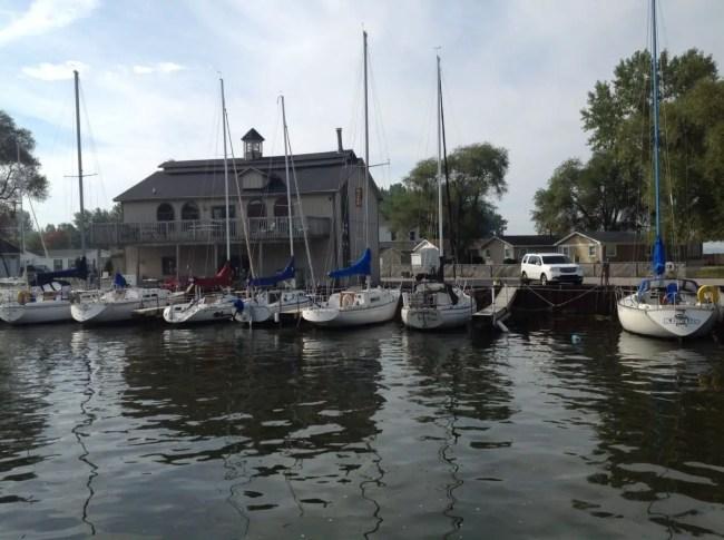Huron Yacht Club Caseville