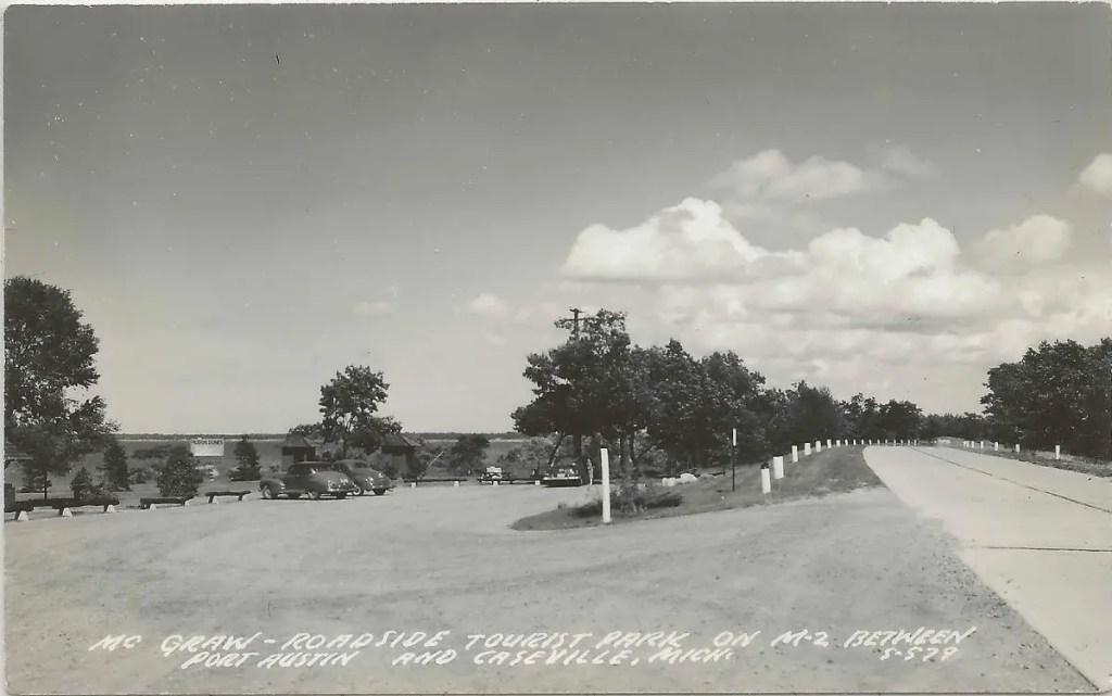 postcard 1951