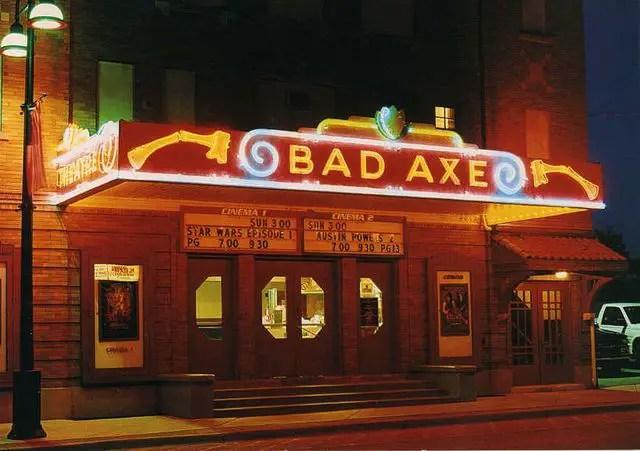 Bad Axe Theater