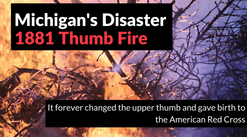 1881 Michigan Fire