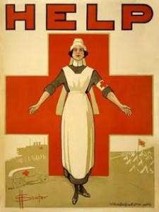 Fire Red Cross