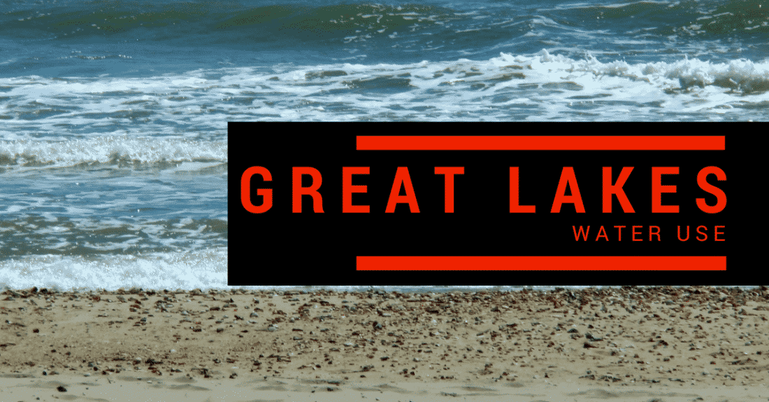 Great Lakes Water Use - Lies and Half Truths