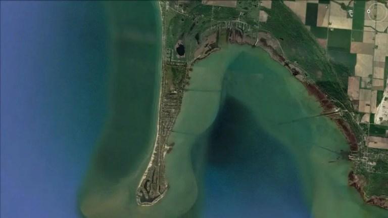 Sand Point - Michigan's Thumb
