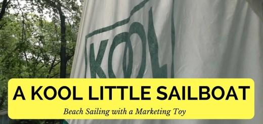 A Kool Little Sailboat