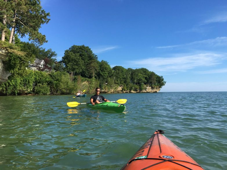 Pointe Aux Barques Paddle