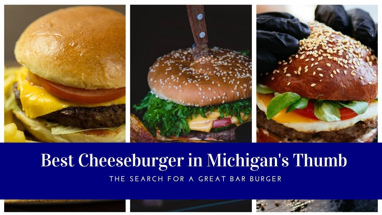 Michigan Best Cheeseburger